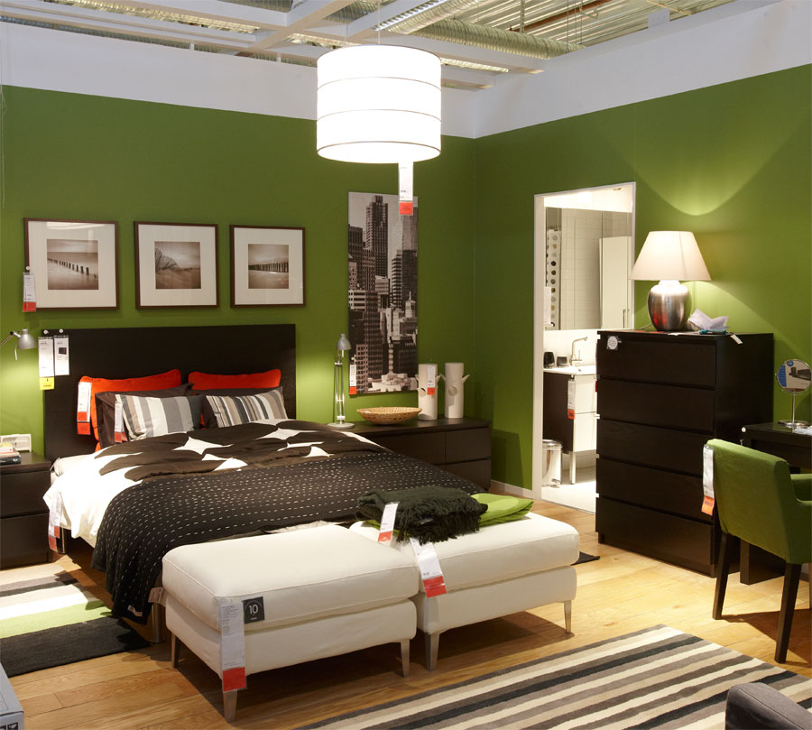 ikea furniture green bedroom interior design bedroom modern