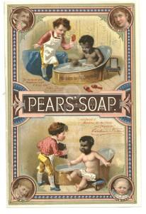 Victorian PearsÃÂÃâÂÃâSoap advertisement circa 1890
