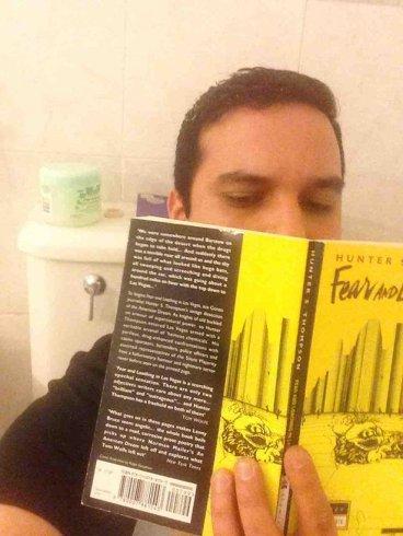 Toilet Selfie