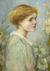 Ellen Terry by her friend