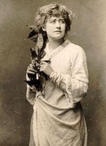 Ellen Terry Ophelia