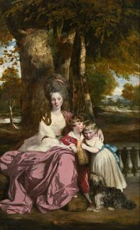 300px-Sir_Joshua_Reynolds_-_Lady_Elizabeth_Delmé_and_Her_Children_-_Google_Art_Project.jpg