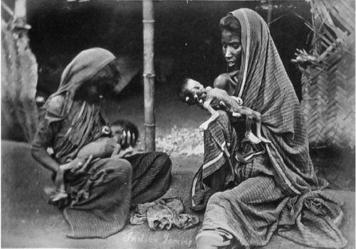famine photo