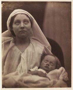La Madonna Esatta / Fervent in Prayer, 1865
